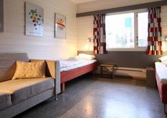 Scandic Olympiatoppen Sportshotel - Oslo - Bedroom