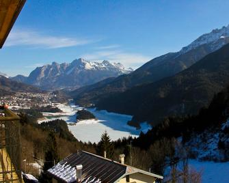 Hotel Belvedere - Pieve di Cadore - Venkovní prostory