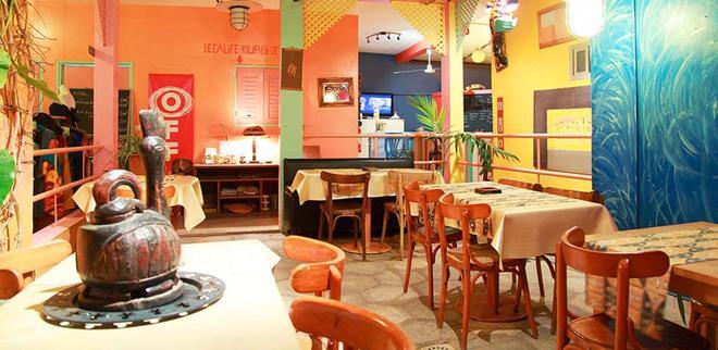 Hotel Du Phare - Dakar - Restaurant