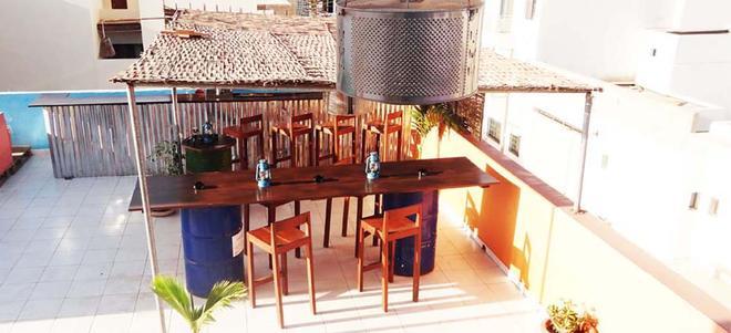Hotel Du Phare - Dakar - Bar