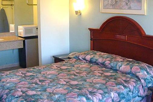 Pacific Inn Anaheim - Anaheim - Phòng ngủ