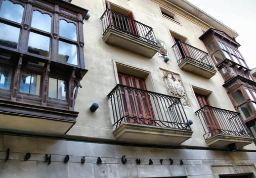 Hotel La Joyosa Guarda - Olite - Building
