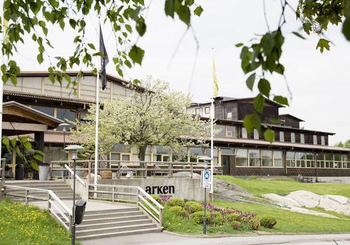 arken hotell och art garden spa