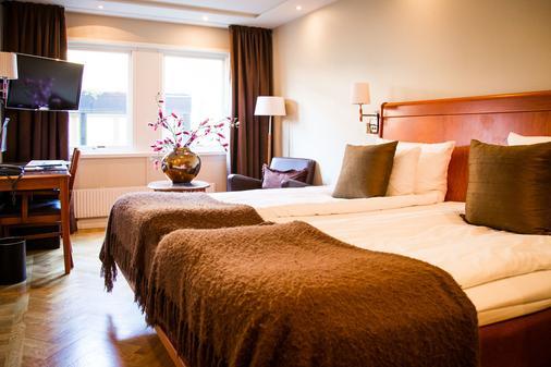 Varbergs Stadshotell & Asia Spa - Varberg - Bedroom