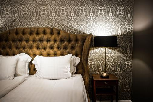 Hotel Eggers - Göteborg - Makuuhuone