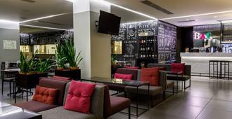 Azimut Hotel St. Petersburg - סנט פטרסבורג - מסעדה
