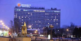 Azimut Hotel Saint-Petersburg - San Petersburgo - Edificio