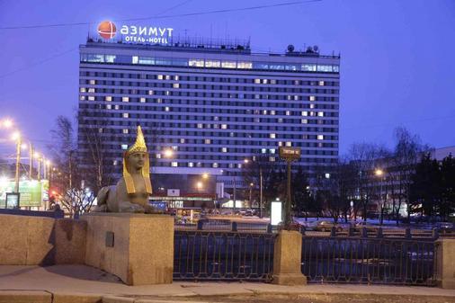 Azimut Hotel Saint-Petersburg - Saint Petersburg - Building