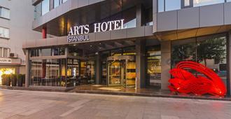 伊斯坦布爾博斯普魯斯藝術酒店 - 伊斯坦堡 - 伊斯坦堡 - 建築