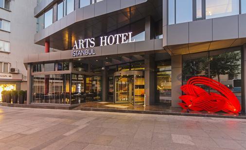 Arts Hotel Istanbul - Special Class - Istanbul - Rakennus