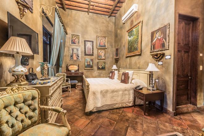 Casa Pedro Loza - Guadalajara - Phòng ngủ