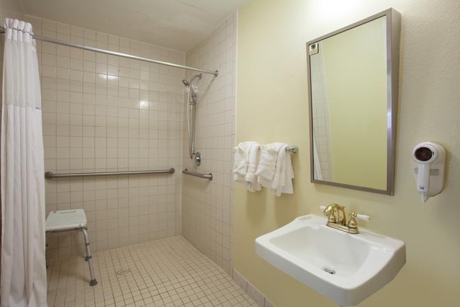 Days Inn by Wyndham Daytona Beach Speedway - Daytona Beach - Phòng tắm