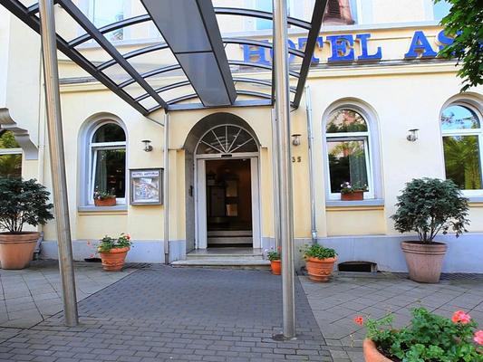 Adesso Hotel - Kassel - Rakennus