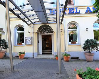Adesso Hotel - Кассель - Building