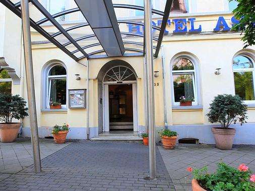 Adesso Hotel - Kassel - Toà nhà