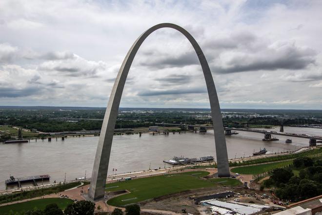 City Place St. Louis - Downtown Hotel - Saint Louis - Attrazioni
