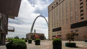 City Place St. Louis - Downtown Hotel - San Luis - Edificio