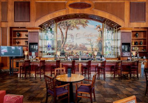 河畔拱門皇冠廣場酒店 - 聖路易 - 聖路易斯 - 酒吧