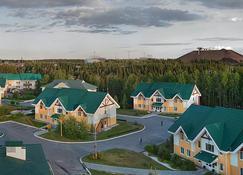 Biatlonnaya Hotel - Chanty-Mansijsk - Außenansicht