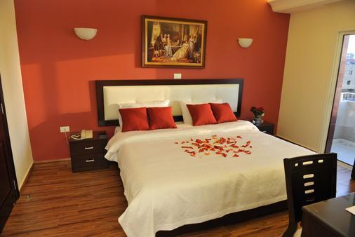 Al Murjan Palace Hotel - Jounieh - Bedroom