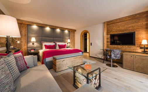 Hotel Eva Village - Saalbach - Schlafzimmer