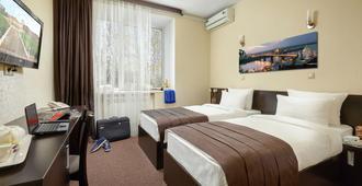Atlantic Hotel - ניז'ני נובגורוד - חדר שינה