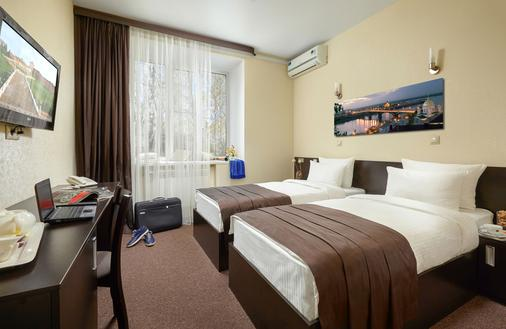 Atlantic Hotel - Nizhny Novgorod - Bedroom