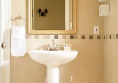 Auberge Saint-Pierre - Québec City - Bathroom
