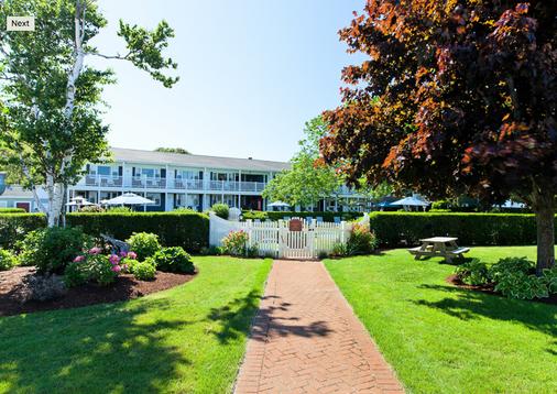 Seaglass Inn & Spa - Provincetown - Toà nhà
