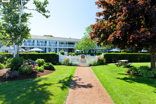 Seaglass Inn & Spa - Provincetown - Rakennus
