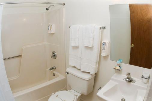 Long Acres Motel & Cottages - Ocean City - Bathroom