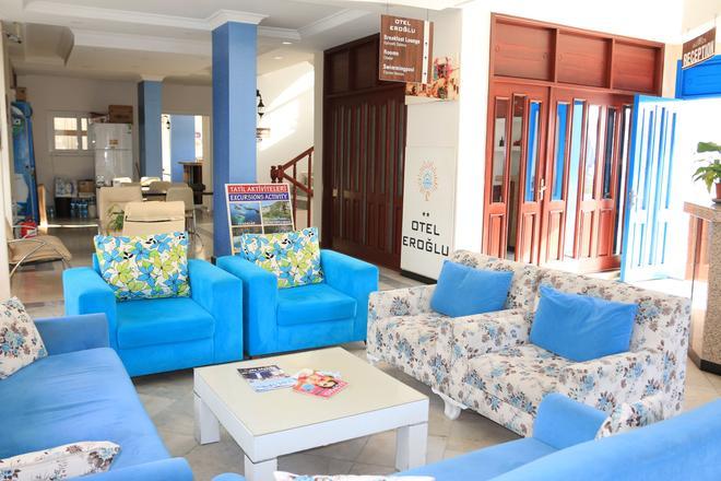 Otel Eroglu - Fethiye - Lobby