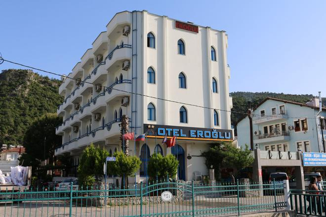 Otel Eroglu - Fethiye - Building
