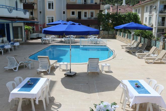 Otel Eroglu - Fethiye - Pool