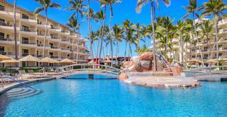 Villa Del Palmar Beach Resort And Spa, Puerto Vallarta - Puerto Vallarta - Πισίνα