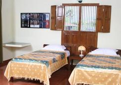 Indien Hermitage - A Resort -Kanyakumari - Kanniyākumāri - Bedroom