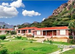 Indien Hermitage - Kanniyākumāri - Building