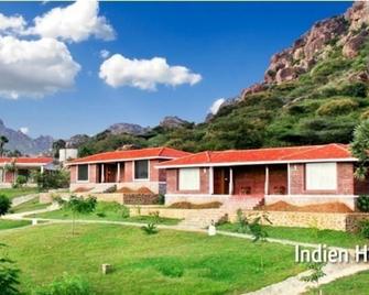 Indien Hermitage Resort - Kanniyākumāri - Building