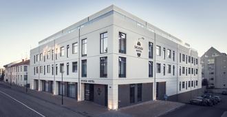 Skuggi Hotel by Keahotels - Reykjavik - Rakennus