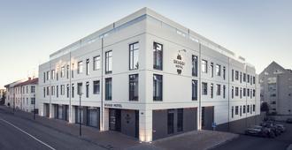Skuggi Hotel by Keahotels - Ρέυκιαβικ - Κτίριο
