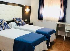 El Jardin de Las Eras - Alguena - Bedroom