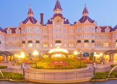 Hôtel Disneyland - Chessy - Bâtiment
