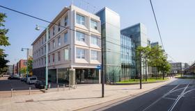 Hotel2Stay - Amsterdam - Bâtiment