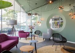 留宿酒店 - 阿姆斯特丹 - 阿姆斯特丹 - 休閒室