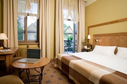 Best Baltic Hotel Druskininkai Central - Druskininkai - Schlafzimmer