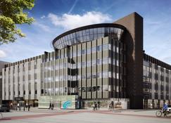 the niu Dairy - Haarlem - Building