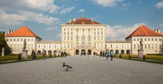 Hotel Laimer Hof Nymphenburg Palace Munich - מינכן