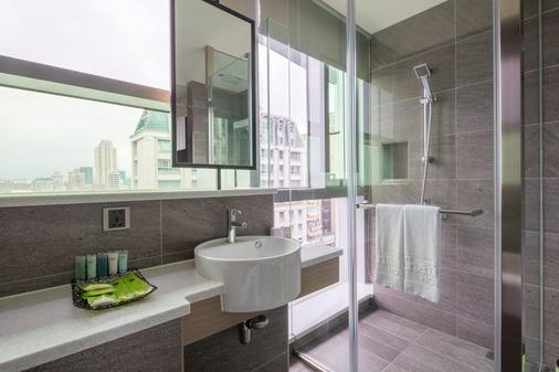 Chaiin Hotel - Dongmen - Taipei - Bathroom