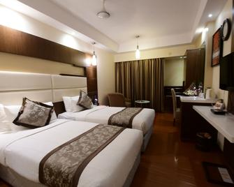 Hotel Daspalla Visakhapatnam - Visakhapatnam - Bedroom