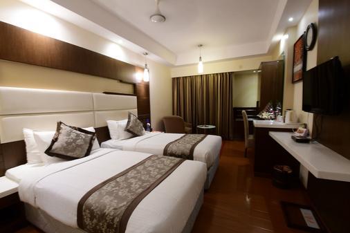 Hotel Daspalla Visakhapatnam - Visakhapatnam - Makuuhuone